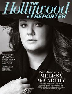 Melissa McCarthy for The Hollywood Reporter Creative director Shanti Marlar Photo director Jennifer Laski