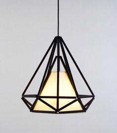 Designer: Paul Loebach / Daily design inspiration #lighting #design #frames…