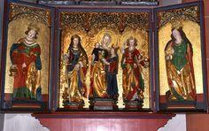 Limburg, Stadtkirche St. Sebastian, Annen-Altar (Saint Anne's altar)   da HEN-Magonza