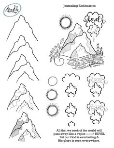 Doodle 101 / click on images for pdf – 1Arthouse