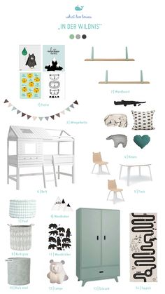 teal, mint and pastel nursery decor list Baby Bedroom, Nursery Room, Boy Room, Kids Bedroom, Nursery Decor, Room Decor, Nursery Ideas, Kids Homework Room, Princess Room