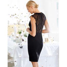 Kleid, hübsche Rückengestaltung LAURA CLEMENT | La Redoute Mobile