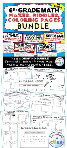 Free printable bookmarks for math
