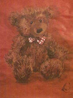 the bear by ~villafanaZ on deviantART