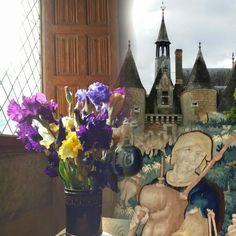 Ambiance du jour au Château du Moulin Conservatoire de la Fraise , ouvert 7j7 de 10h à 12h30 et de 14h à 18h30 jusqu'au 30 septembre.  À 30mn de Chambord et du Zooparc de Beauval  www.chateau-moulin-fraise.com  #coeurvaldeloire #MagnifiqueFrance #OTvaldechersaintaignan #loiretcher #sologne