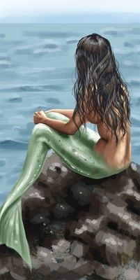 mermaid © Teresa Murphy