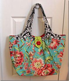 Amy Butler Cosmo Diaper Bag