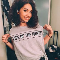 Life of the party~ SHAWN Mendes shirt lovvveeee