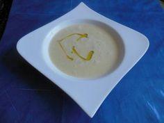 Rezept: Suppe : Parmesanschaumsüppchen