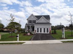 Berkleigh model home in Concord Green