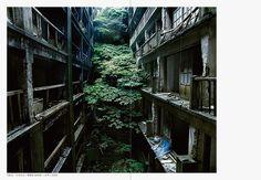 世界の美しい廃墟