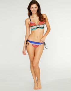 Freya Swim Nambassa Underwired Plunge Bikini Top