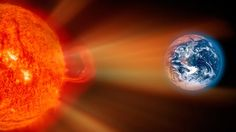 The Sun is constantly blasting the Earth with radiation, creating spectacular light displays at the poles. But sometimes this gets dangerous