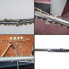 Flûte pliée / Bent flute Instruments, Music, Musical Instruments, Tools