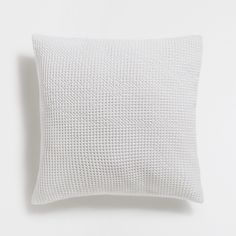Mesh cotton cushion cover - Decorative Pillows - Bedroom   Zara Home United States of America