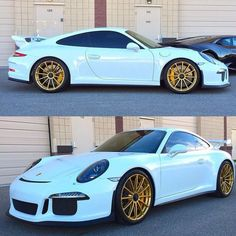 The Porsche 911 is a truly a race car you can drive on the street. It's distinctive Porsche styling is backed up by incredible race car performance. Porsche 911 Gt3, Porche 911, Porsche Cars, Porsche Carrera, Maserati, Ferrari, Bugatti, Ferdinand Porsche, Sexy Cars