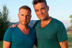 Robbie e Gary