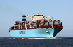 TOP 10 Largest Container Shipping Companies in the World 2014 posted by a China sourcing agent and Chinese purchasing company. Maersk Line, Africa Flag, Large Containers, Marshall Islands, Engine Types, Shipping Company, All Over The World, Edinburgh, Boat