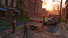 The Last of Us Remastered (PS4) recebe 7 novas imagens em 1080p - PlayStation Blast