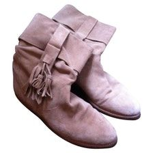 PAUL & JOE SISTER Leather Ankle boots
