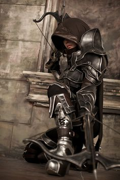 cosplay tasha demon hunter diablo 3 spcats