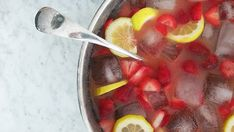An easy recipe for a refreshing and delicious champagne punch! Frozen Orange Juice Concentrate, Non Alcoholic Drinks, Beverages, Fruit Punch, Punch Bowls, Champagne Bottles, Frozen Strawberries, Ginger Ale, Summer Cocktails