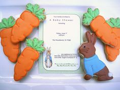 Peter Rabbit!! by cookie cutter creations (jennifer), via Flickr