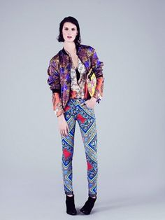 Topshop's Spring 2012 Lookbook: The Complete Collection