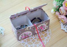Fabric Box Tutorial (Upcycled milk carton storage box) | Handmadiya