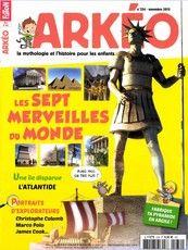 Arkéo Junior N° 235 Novembre 2015