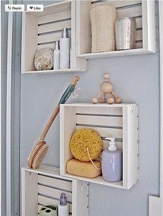 repurposed decorating | box | repurposed for home decor