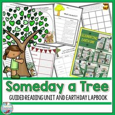 Someday a Tree by Eve BuntingStory Summary Someday a Tree is about how Alice's family tree has been poisoned by chemicals. Alice and her mom spend every day sitting beneath the tree reading, telling stories, and reminiscing about the past, but Alice discovers a strange color