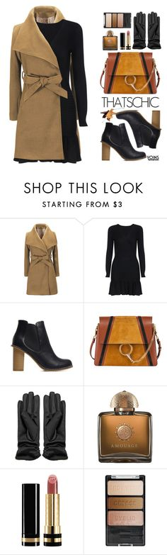 """""""Yoins Chic"""" by justkejti ❤ liked on Polyvore featuring Chloé, AMOUAGE, Gucci and Wet n Wild"""