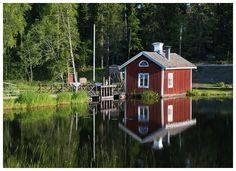 Mirroring house