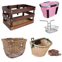 Want a unique basket? Old school? Integrated? Quick release? Wooden? Whatever it is, we've got it all! Check out our website for more: www.BeachCityBike.com #Baskets #FrontBaskets #Integrated #QuickRelease #Canvas #Wooden #Bicycles #Bike #Cycling