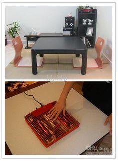 Wholesale Foldable Table   Buy KT60 1 Japanese Foldable Table Kotatsu Table  And Heater,