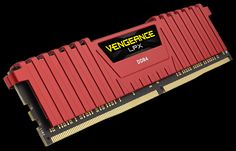 Vengeance LPX memory is designed for high-performance overclocking. The heatspreader is made of pure aluminum for faster heat dissipation, and the eight-layer PCB helps manage heat and provides superior overclocking headroom.