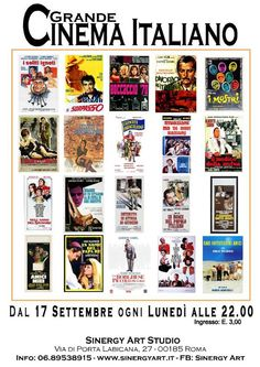 Italian Movies ~ #ItalianMovies #films #ltalian ~ Grande cinema italiano