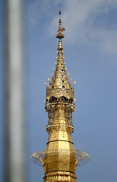 Shwedagon Pagoda, Yangon - Myanmar