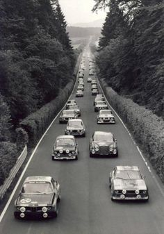 dequalized:  Nürburgring in the 70's.