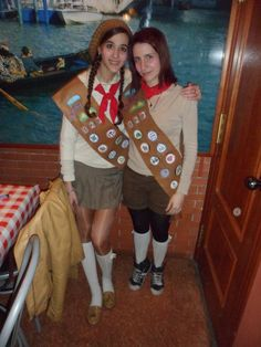 girl Scout costume for halloween