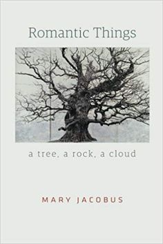 Romantic Things: A Tree, A Rock, A Cloud: Amazon.co.uk: Mary Jacobus: 9780226271347: Books