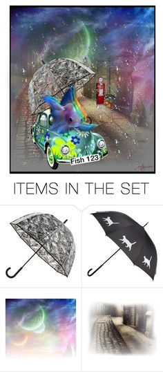 """""""Keeping Dry !"""" by fantasy-rose ❤ liked on Polyvore featuring art, artset and artexpression"""