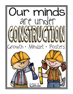 This set includes 4 construction themed posters to remind your students to not quit just because the work is hard!These were made because of a discussion we are having while using the book Guided Math in Action by Dr. Nicki Newton. We must encourage our students to keep trying even after a failure.