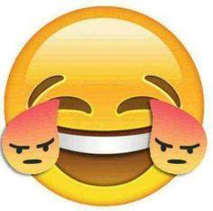 Open Eye Crying Laughing Emoji Reaction Memes Memes Dankest