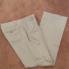 Ann Taylor Loft Marisa dress khakis 99% cotton, 1 spandex. Fresh from dry cleaners! Sand color. LOFT Pants