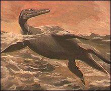 Russian Scientists unearth Pliosaur Remains