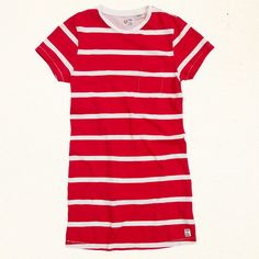 M.Nii striped cotton dress, $88 #madeinusa #madeinamerica