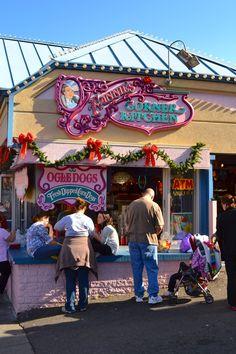 Fannie Farkles in Gatlinburg - Delicious food and an arcade!