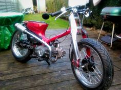 Another angle street cub